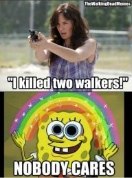 Lori: The ONLY woman who can crash a car in an empty road. The dope.
