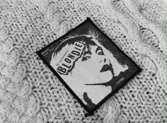 Awesome Vintage Blondie Patch by MyTeaFineVintage on Etsy