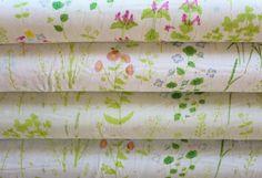 Kokka Japanese Fabric Etocoto My Little Spring at Miss Matatabi, $7.50