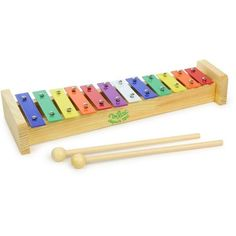 Music is a great way for children to express themselves and this multi-coloured metallophone is no exception. #retrokids #retrotoy #musicaltoy #nostalgic #nostalgia #colour