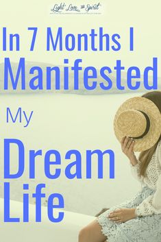 Here& how I used the law of attraction to manifest my dream life in 7 months. Law of attraction tips for manifesting a life you love. Source by LightLovnSpirit The post How To Manifest Your Dream Life appeared first on Cherise on Attraction. Manifestation Law Of Attraction, Law Of Attraction Affirmations, Law Of Attraction Love, Was Ist Pinterest, Manifesting Money, How To Manifest, The Life, Positive Affirmations, Dream Life
