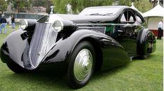 Peterson Auto Museum - 1925 Rolls-Royce Phantom I - 1934 Jonkheere Round Door Aero Coupe 12 Auto Rolls Royce, Old Rolls Royce, Rolls Royce Phantom, Cadillac, Vintage Cars, Antique Cars, Retro Cars, Carros Vintage, Pt Cruiser
