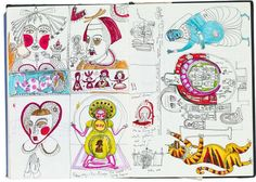 Grayson Perry Map of world holy places