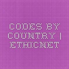 Codes by country | ethicnet: (kuva)journalistin oikeuksista ulkomailla