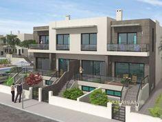 Duplex adosados en Benijofar Alicante Costa Blanca…