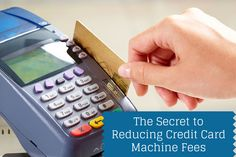 Using a credit card machine for your business means all those pesky machine fees come with it. Here's how you can ditch those.