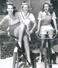 1942 Attractive Ladies, RKO Radio Pictures