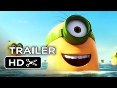 Minions Official Trailer 2015 (Newest) - Despicable Me Prequel FULL HD