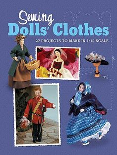 Sewing Dolls' Clothes -- SKU:GM-CLOTHES-0