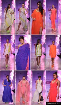 Indian Fashion - Indian Designer - Indian Fashion Week Spring Summer 2013 - Gaurav Gupta