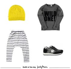 wild one outfit of t
