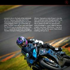Check out The Youngest In Charge #WomenLikeUs #urbancurvestv #sportbikesincmag