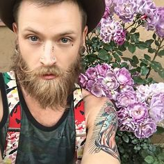 cool 25 Astonishing Blonde Beard Styles - No Reasons to Be Shy Modern Beard Styles, Beard Styles For Men, Thick Beard, Short Beard, Goatee Beard, Men Beard, Shaved Head With Beard, Hair Meaning, Cool Blonde