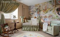 utterly charming featuring bratt decor's venetian iron baby bed
