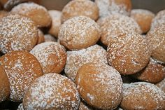 Gebackene Marzipankartoffeln