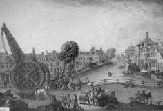 GAND (Blegique) 1751-1800 De Lievekaai te Gent