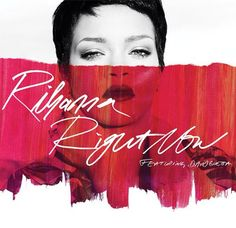 Rihanna shares cover art for her next single, Right Now, featuring David Guetta
