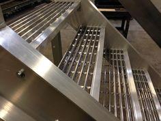 Best Non Slip Non Shovel Galvinized Steel Stair Tread 400 x 300