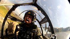 "Flying the WWII Lockheed P-38J Lightning ""23 Skidoo"" with Chris Fahey"