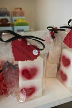 Be My Valentine soap #TMOtrendevent
