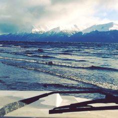 Off road @ Lago Fagnano