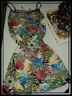 Vestido Playero Estampado (no incluye accesorios) - comprar online  Facebook: Buba Accesorios y Buba Tucuman.  Tienda online: www.bubaaccesorios.mitiendanube.com  Show Room - Colombia 588, San Miguel de Tucuman.