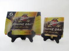 Genuine Draft Beer Coaster