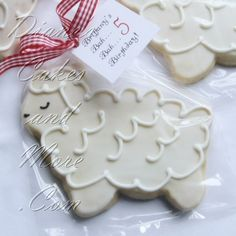Decorated Cookies, Cookie Designs, Cookie Decorating Ideas