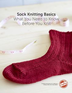 Sock Knitting Basics: What You Need to Know Before You Knit