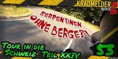 MV53: Auf seiner Reise nach Hause hat Fritze allen Großstadtverkehr überwunden und kann sich endlich über freie Staßen im Neckarbecken, Kraichgau und Odenwald freuen. Vor Eberbach gibt es sogar Serpentinen, die noch einmal tolle Erinnerungen an die Strecken in den Schweizer Alpen aufkommen lassen.