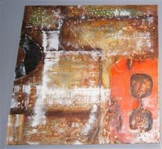 Multi Color Numeral I Wall Art
