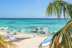 O mar caribenho deixa as praias da Venezuela ainda mais bonitas.