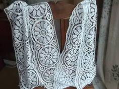 Antique Vintage Handmade Bedfordshire Lace Vestment Cloth by TinkersLaneVintage