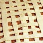Jablkový mrežovník • recept • bonvivani.sk Apple Pie, Apple Pie Cake, Apple Pies