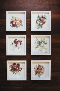 Rather than drying your wedding flowers, having a custom flower bouquet watercolor painting done will preserve the memory of your special day for years and years. The perfect wedding keepsake or gift for a bride and groom. Watercolor Paper, Watercolor Paintings, Wedding Bouquets, Wedding Flowers, Wedding Keepsakes, Touch Of Gold, Marry You, Post Wedding, Custom Paint