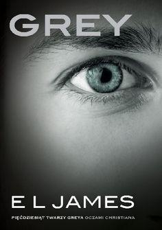 Okładka książki Grey