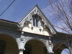 c. 1850 Gothic Revival - 8 S-Washington Ave, Oxford, NY