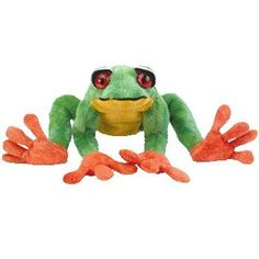 TY Beanie Baby  PANAMA the Tree Frog * To view further for this item, visit the image link.Note:It is affiliate link to Amazon. #commentbackteam