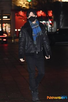 Btob Minhyuk, Love Games, Hipster, Leather Jacket, Punk, Jackets, Twitter, Fashion, Men's