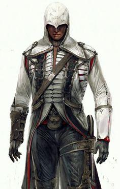 Assasing Creed, All Assassin's Creed, Assassins Creed Costume, Assassins Creed Art, Assassin's Creed Identity, Assassin's Creed Hidden Blade, Character Art, Character Design, Cool Picks