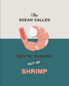 The Ocean Called, They're Running Out of Shrimp! //seinfood/seinfeld