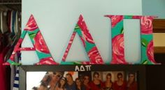 alpha delta pi lilly first impressions