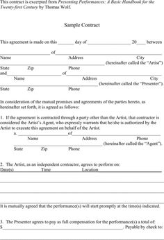Sample Memorandum Of Agreement  TemplatesForms