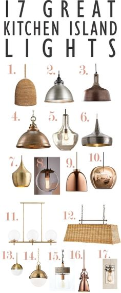 These Gorgeous High Style Ceiling Lights Will Dress Up A Low Ceiling - Kitchen island lighting low ceiling