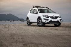 ConcettoMotors: Renault lança a série limitada Sandero Stepway Rip Curl.  Acesse: www.concettomotors.blogspot.com.br