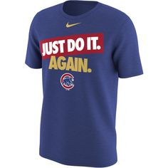 Chicago Cubs-Just do it again!