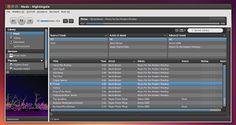 Nightingale Media Player migliora l'integrazione con il nuovo Ubuntu 13.10 Saucy  #software #linux #windows #mac
