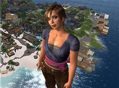 Learn How to Get Started with Second Life - Virtual Simulation Video Game