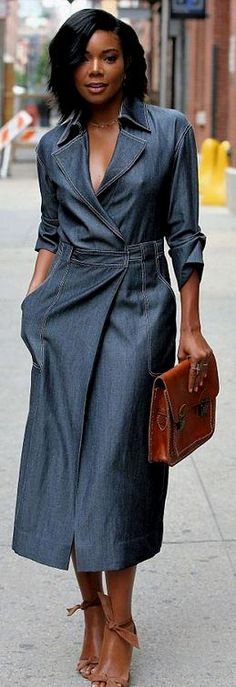 Gabrielle Union Street Style