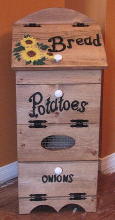 1000 Images About Mom S House On Pinterest Potato Bin